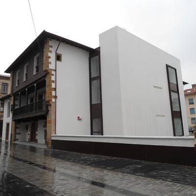 Rehabilitación Casa de los Hevia en Villaviciosa