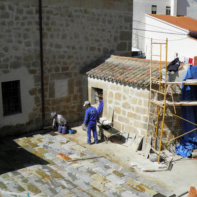 Rehabilitación de Casa Antigua