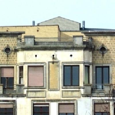 Rehabilitación de cubierta en edificio històrico. Girona