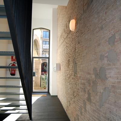 04-Rehabilitación de edificio en Figueres
