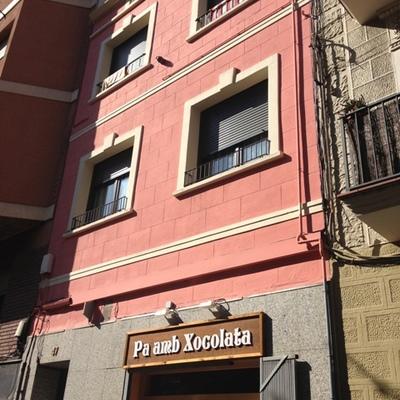 REHABILITACION DE FACHADA, BARCELONA