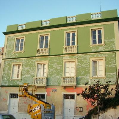 Rehabilitación de Fachada Villa de Mazo 2010