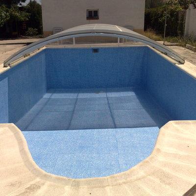 Rehabilitacion de piscina
