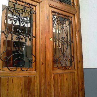 Rehabilitacion de puertas.