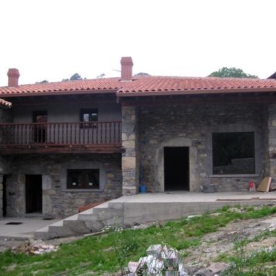 Rehabilitación de vivienda en Salas.