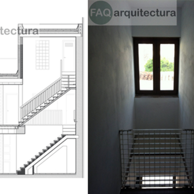 Rehabilitación de vivienda unifamiliar en Barcarrota. Badajoz.