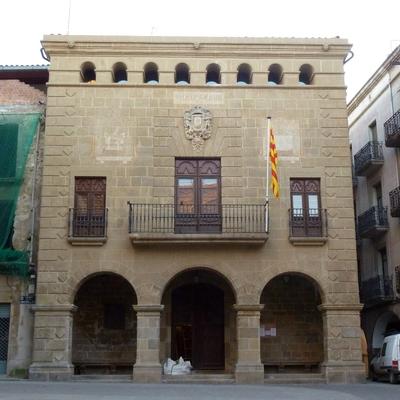 Rehabilitación del Ayuntamiento de Agramunt