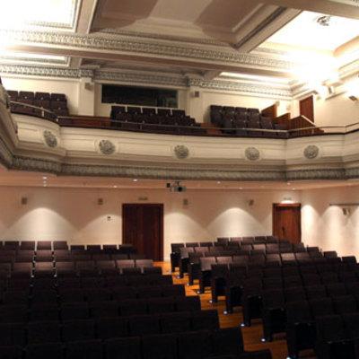 Rehabilitación del Teatro Riera_Villaviciosa