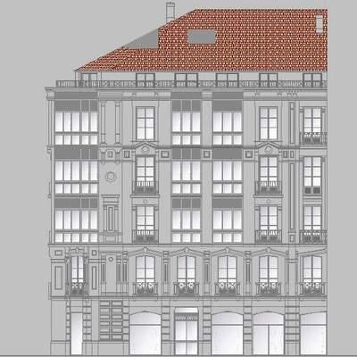 Rehabilitación edificio 1890