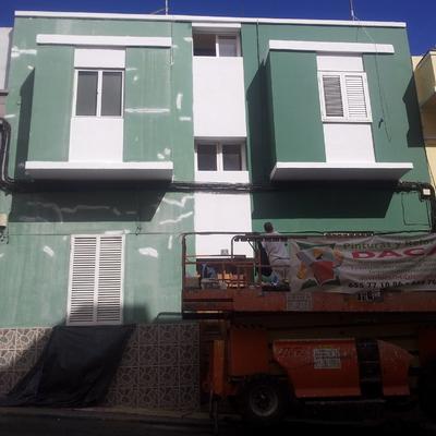 Rehabilitación edificio C/ Perez Muñoz Nº 36