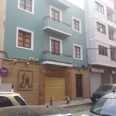 Rehabilitación edificio C/ Pi Margall Nº 57