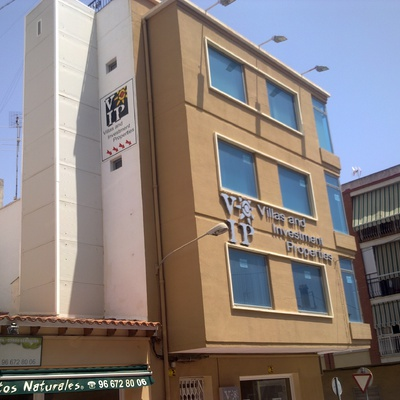 Rehabilitación Edificio V.I.P.