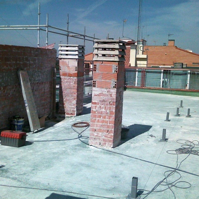 Rehabilitación Edificio Viviendas
