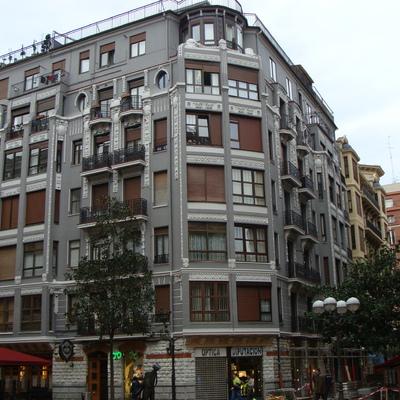 Rehabilitación Fachada Diputación