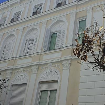 rehabilitación fachada Embajada de Francia
