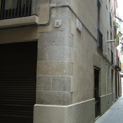 Rehabilitación fachada principal