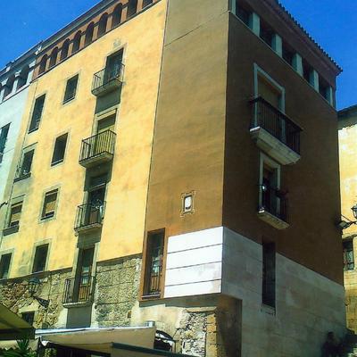 Rehabilitación integral de edificio y fachada