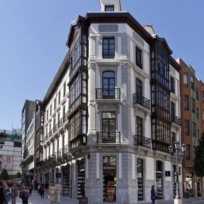 Rehabilitación integral edificio. Cl. Doctor Casal, 3-5 - Oviedo (Asturias)