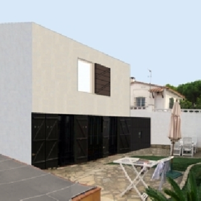 Rehabilitación intergral de vivienda, L'Escala (Girona)