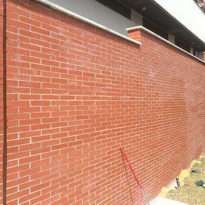 Rehabilitación Muro Avd Salamanca