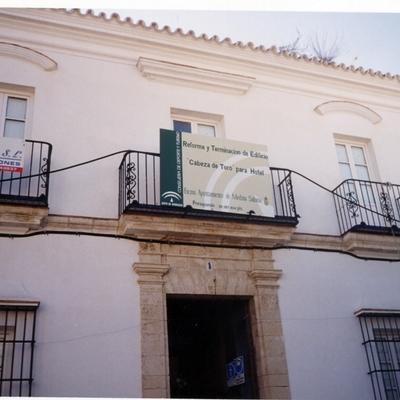 Rehabilitación para Hotel en Medina Sidonia