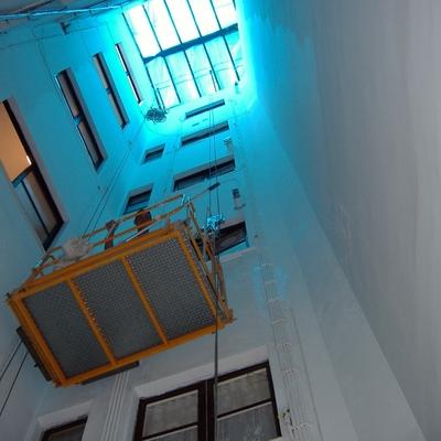 Rehabilitación Patio de luces