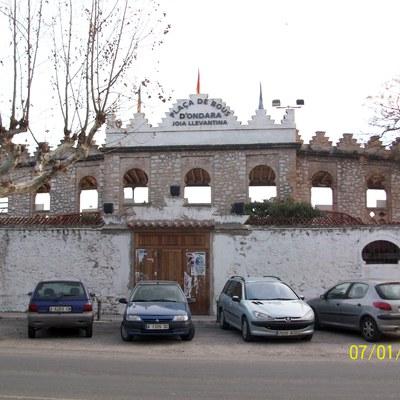 Rehabilitacion Plaza de Toros.