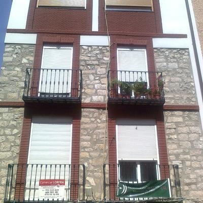 Rehabilitación singular en casco antiguo (Jaén).