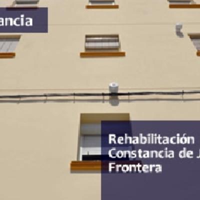 Rehabilitación viviendas