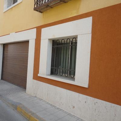 rehabilitation de fachadas