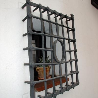 Verjas de forja stunning resultado de imagen para rejas - Rejas de forja antiguas ...