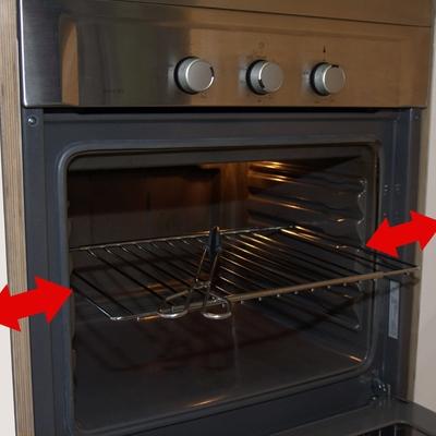 Rejilla para horno a medida