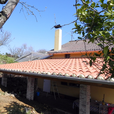 rematado tejado