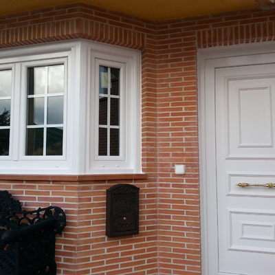renovacion de ventana y puerta en pvc