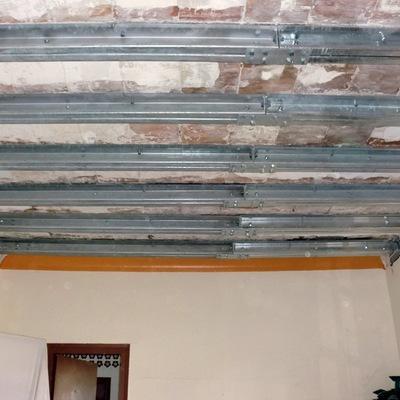 Reparación de aluminosis