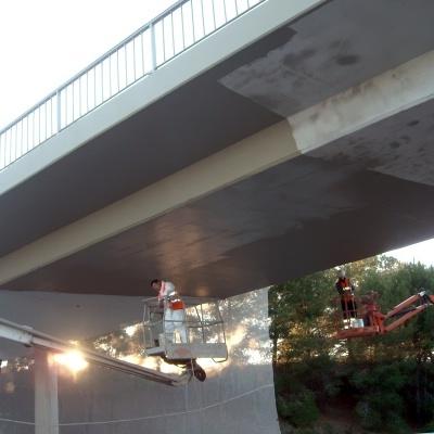Reparació estructural Pont AP-2
