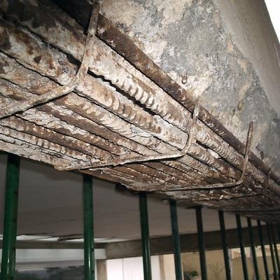 Reparacion de jacenas y pilares