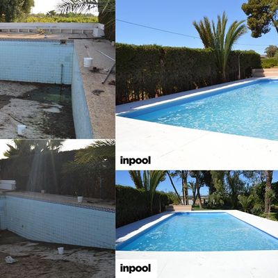 Reparación de pérdida de agua