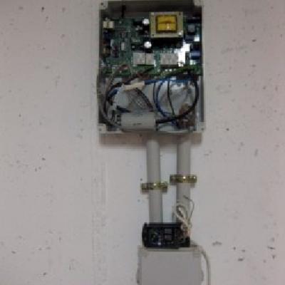 Reparacion de placa electrica