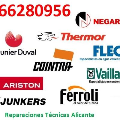 Reparación de Termos Alicante