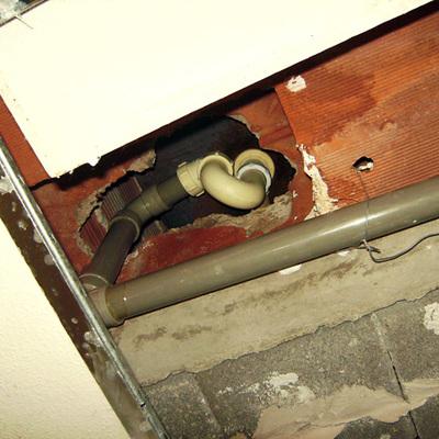 reparacion el falsos techos