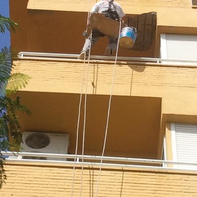 reparacion humedades en fachadas