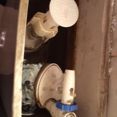 Reparación mecanismos de cisternas