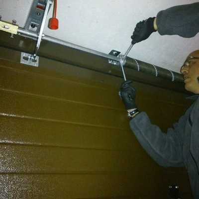 reparacion de puerta de garaje