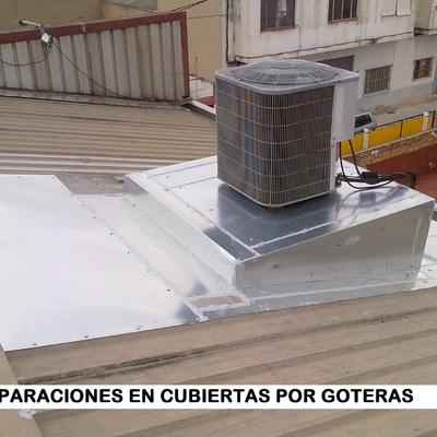 REPARACIONES GOTERAS