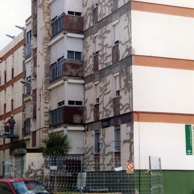 Resanado de fachadas en Jerez de la Frontera