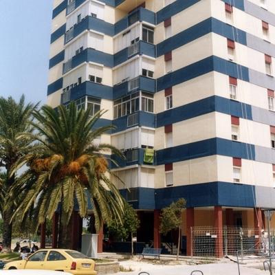 Resanado de fachadas