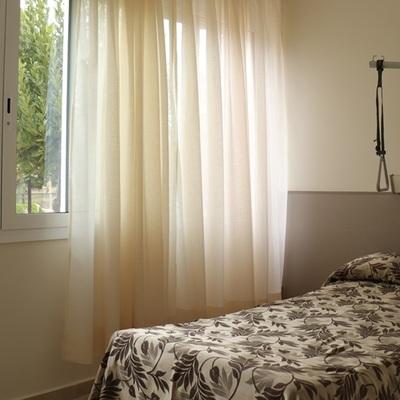 Residencia en Sabadell dormitorios