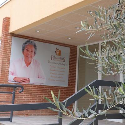 Residencia en Sabadell - fachada