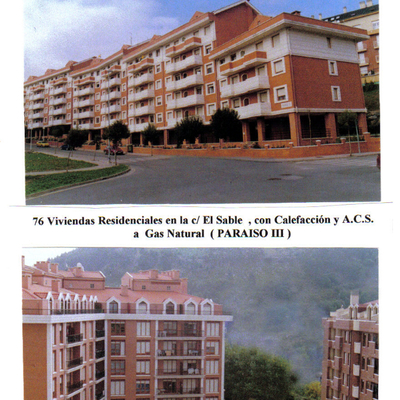 Residencial Paraiso , obras de Tecnam.